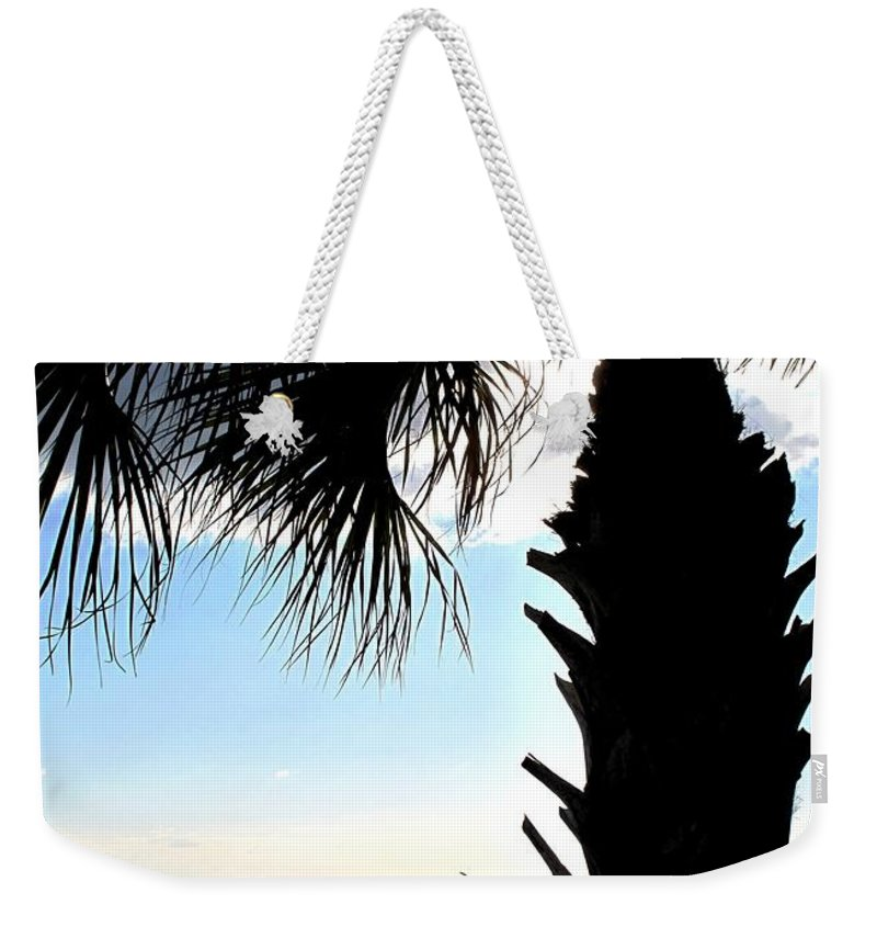 Ocean Weekender Tote Bag featuring the photograph Raymonds Afternoon Sun by Ian MacDonald