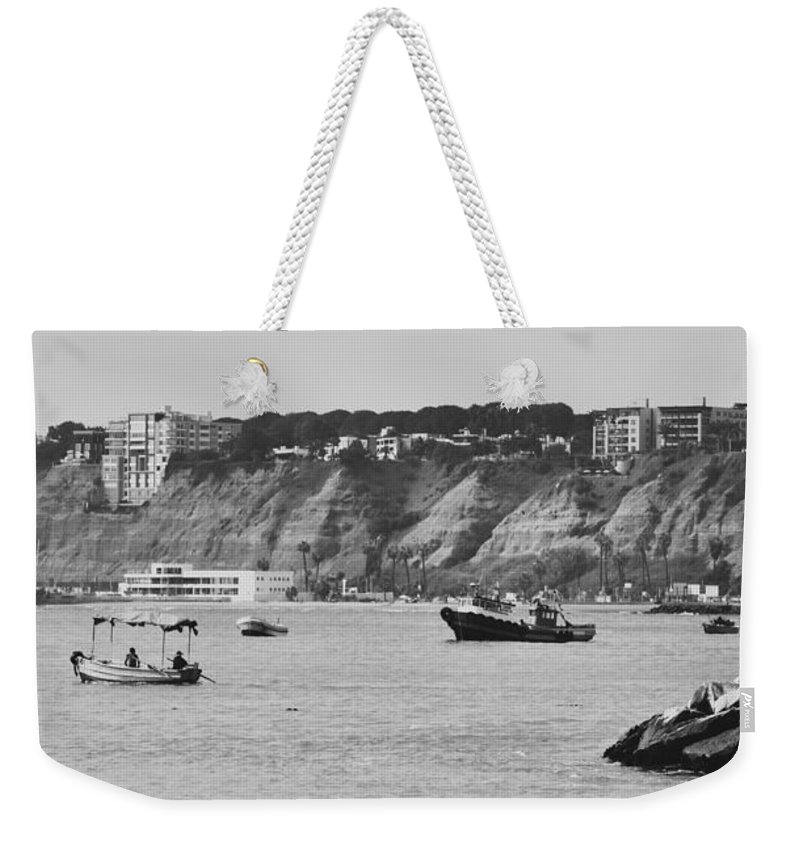 Weekender Tote Bag featuring the photograph RC1 by Roberto Cespedes