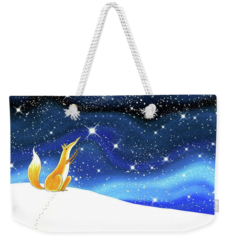Reach For The Sky Weekender Tote Bags