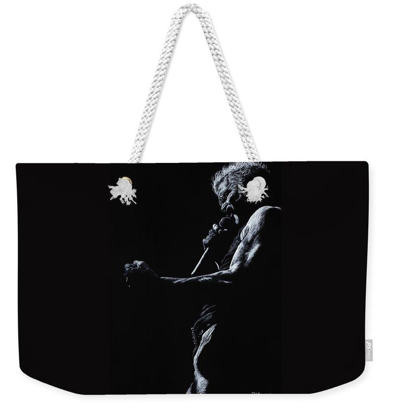 Idol Weekender Tote Bags