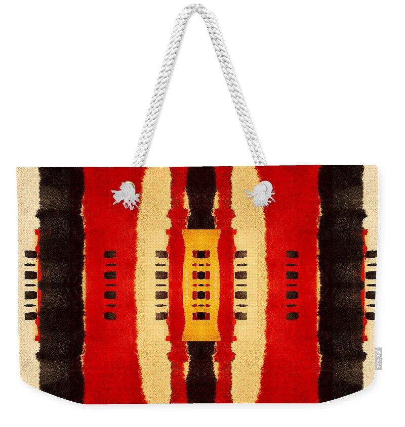 Fall Colors Weekender Tote Bags