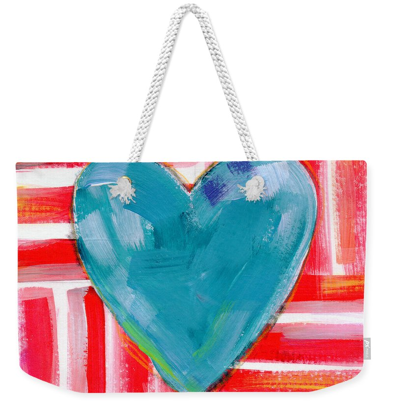 Expressionist Weekender Tote Bags