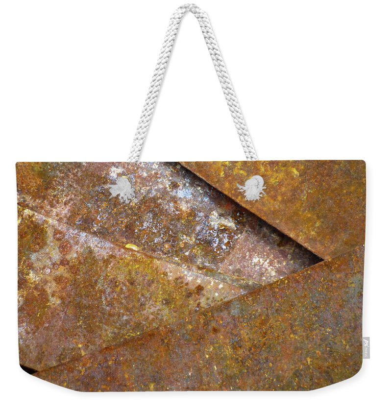Colorado Weekender Tote Bag featuring the photograph Redox In Line 2 by Jeanette Wygant