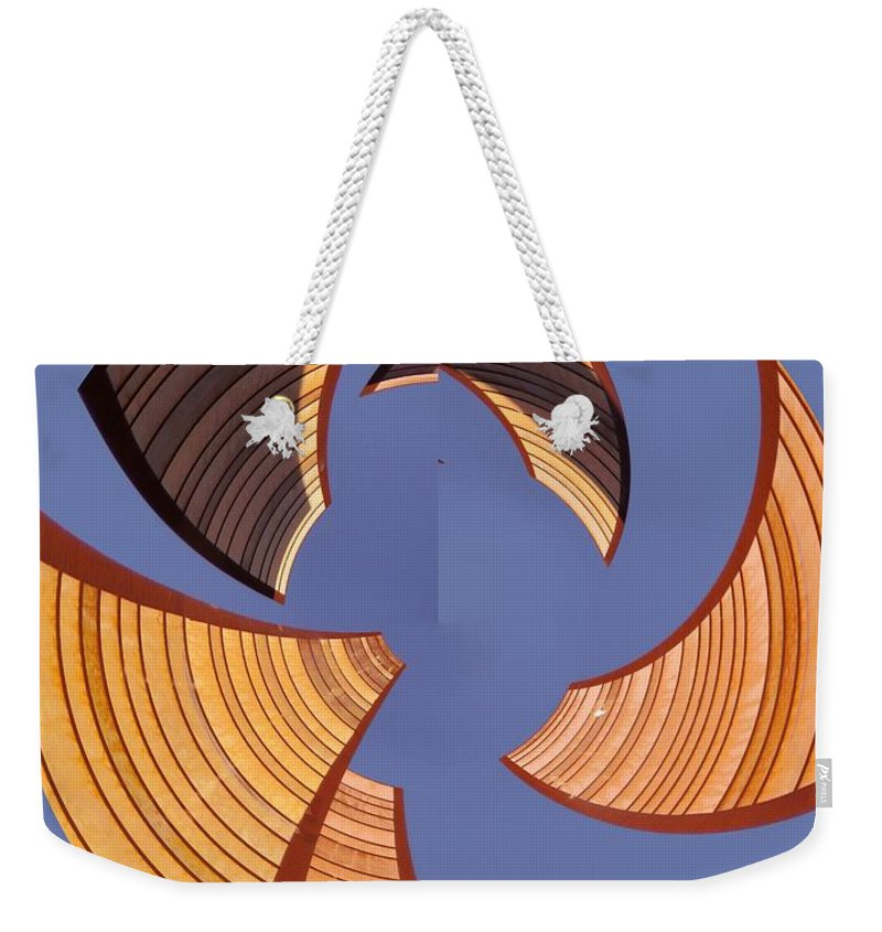 Seattle Weekender Tote Bag featuring the photograph Reeds 1 by Tim Allen