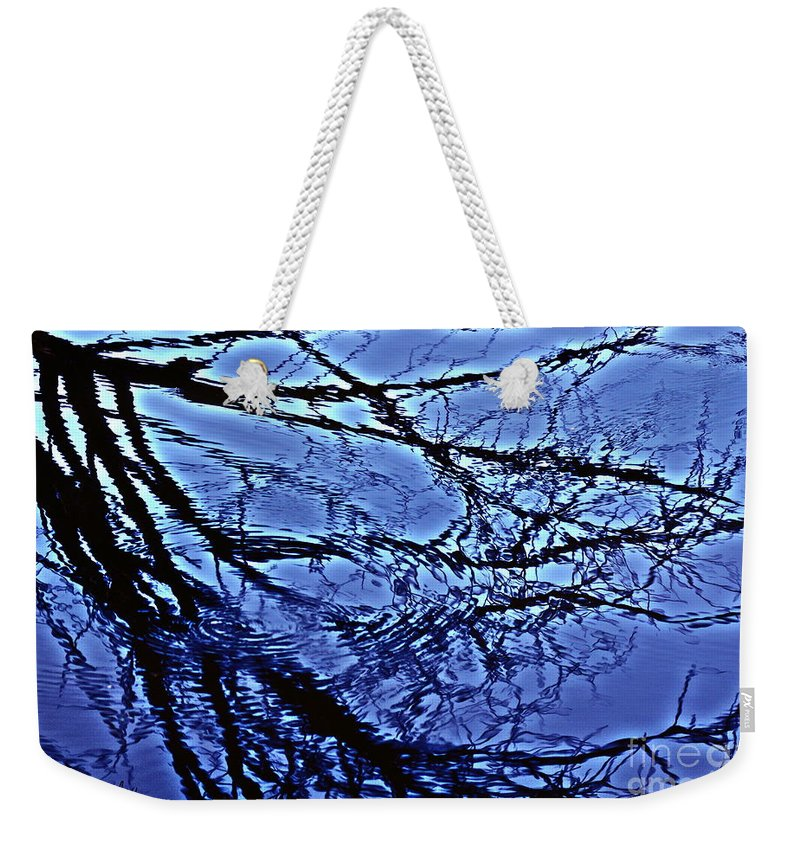 Reflections Weekender Tote Bag featuring the photograph Reflections by Joanne Smoley