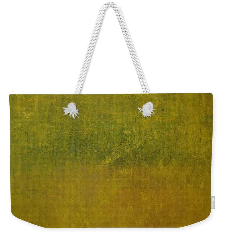 Jack Diamond Weekender Tote Bag featuring the painting Reflections Of A Summer Day by Jack Diamond