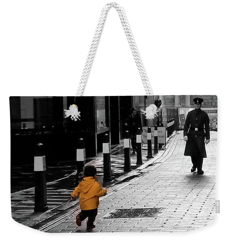 Remembrance Day Weekender Tote Bag featuring the photograph Remembrance Day by Geoff Sadler Designs