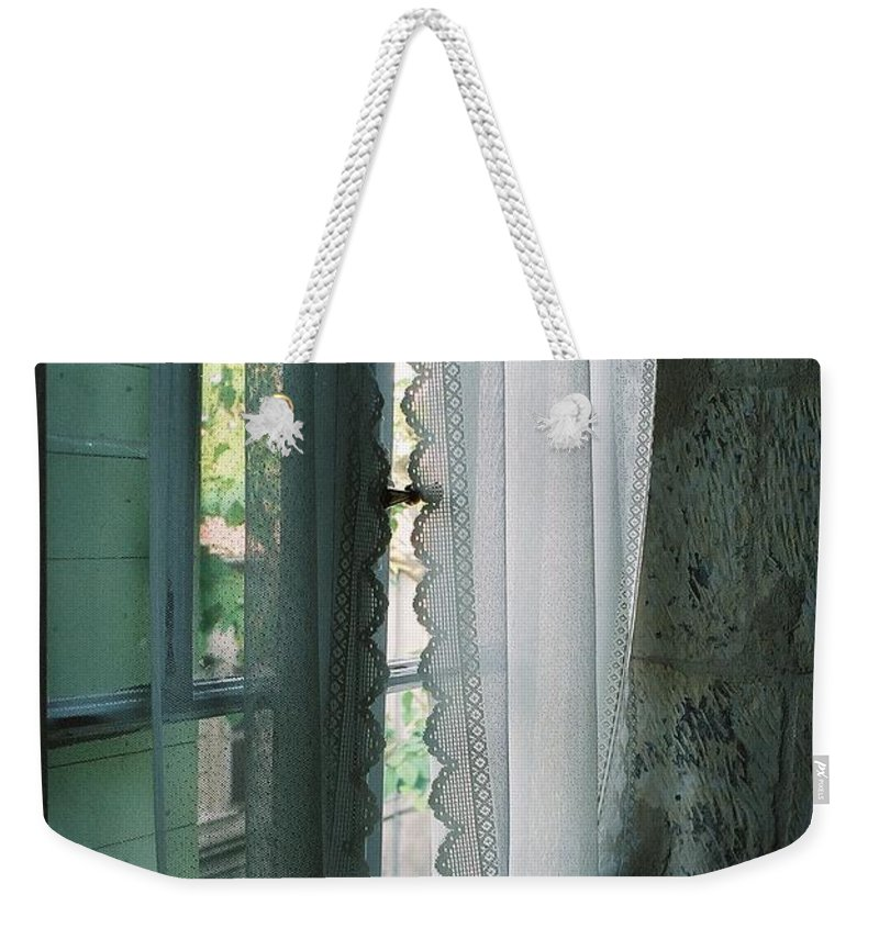 Arles Weekender Tote Bag featuring the photograph Rest by Nadine Rippelmeyer