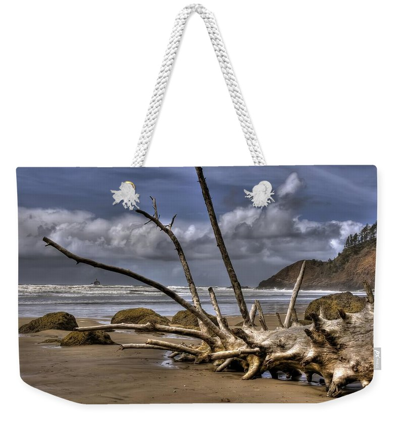 Hdr Weekender Tote Bag featuring the photograph Resting by Brad Granger