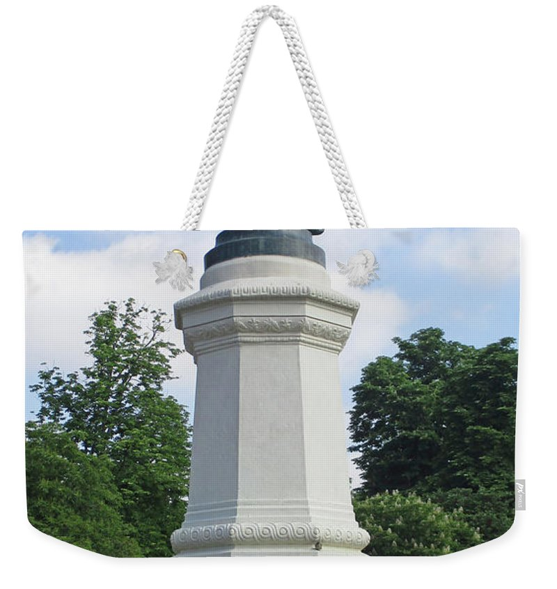 Parque Del Retiro Weekender Tote Bag featuring the photograph Retiro Park 43 by Randall Weidner