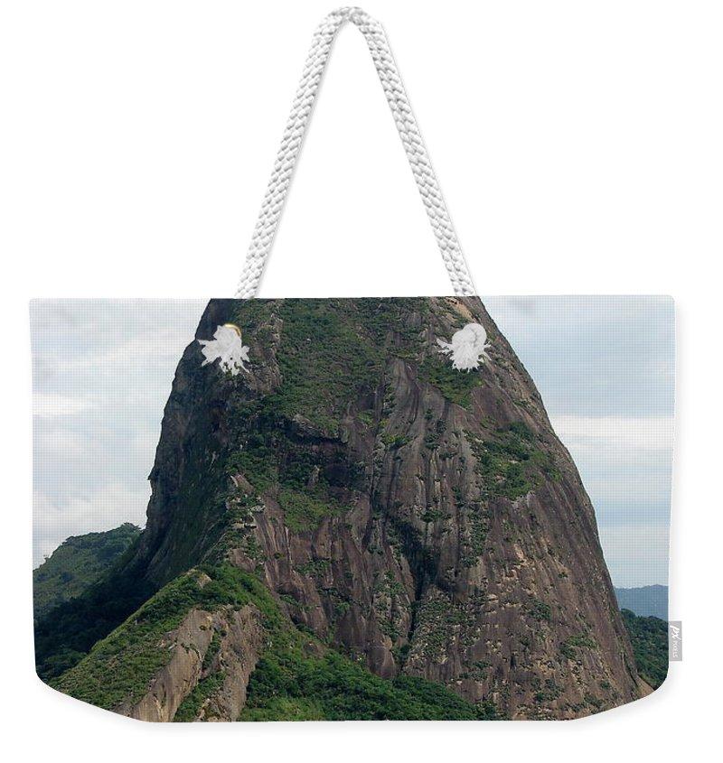 Rio De Janeiro Weekender Tote Bag featuring the photograph Rio De Janeiro IIi by Brett Winn