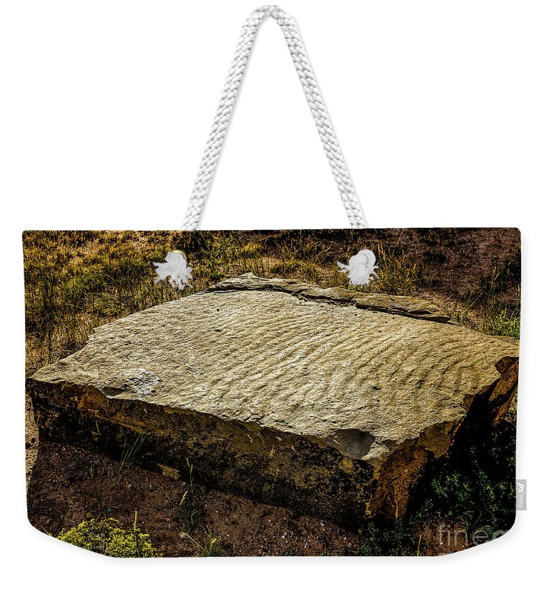 Jon Burch Weekender Tote Bag featuring the photograph Ripples by Jon Burch Photography