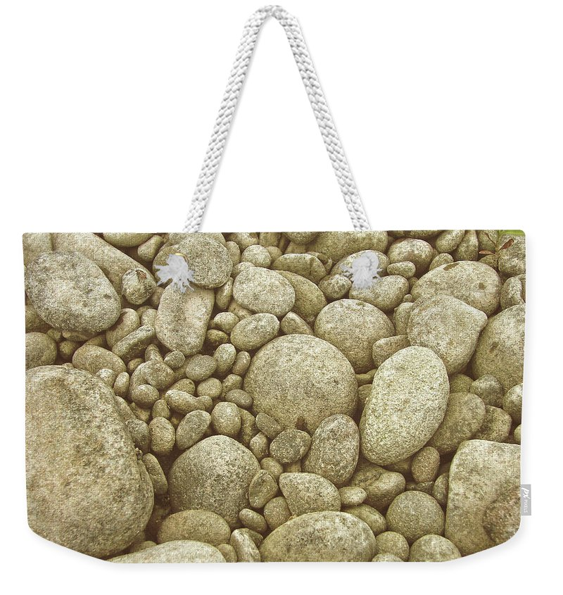 River Weekender Tote Bag featuring the photograph River Carpet by JAMART Photography
