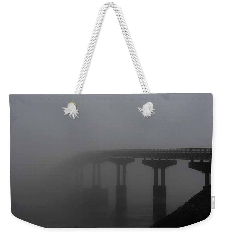 Bridge Weekender Tote Bag featuring the photograph Road To ..... by Joseph Castiglioni