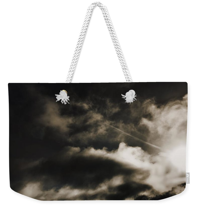 Atmospheric Weekender Tote Bag featuring the photograph Roads Of Atmosphere by Jorgo Photography - Wall Art Gallery