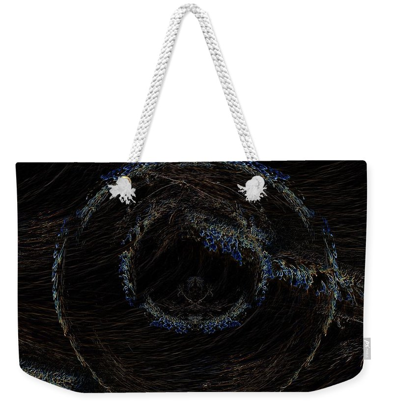 Waves Weekender Tote Bag featuring the photograph Rollin In by Tim Allen