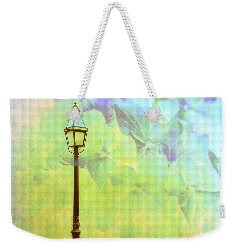 Romance Weekender Tote Bag featuring the photograph Romantic Dreams by Susanne Van Hulst