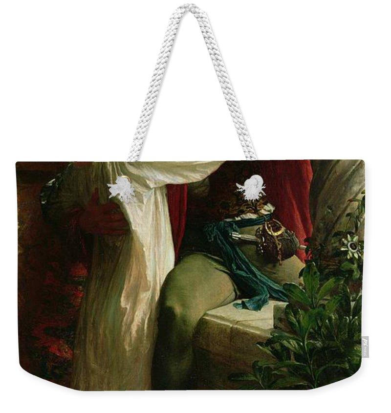 Couple Weekender Tote Bags