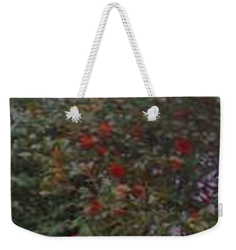 Group Of Roses Weekender Tote Bag featuring the photograph Roses by R Chambers
