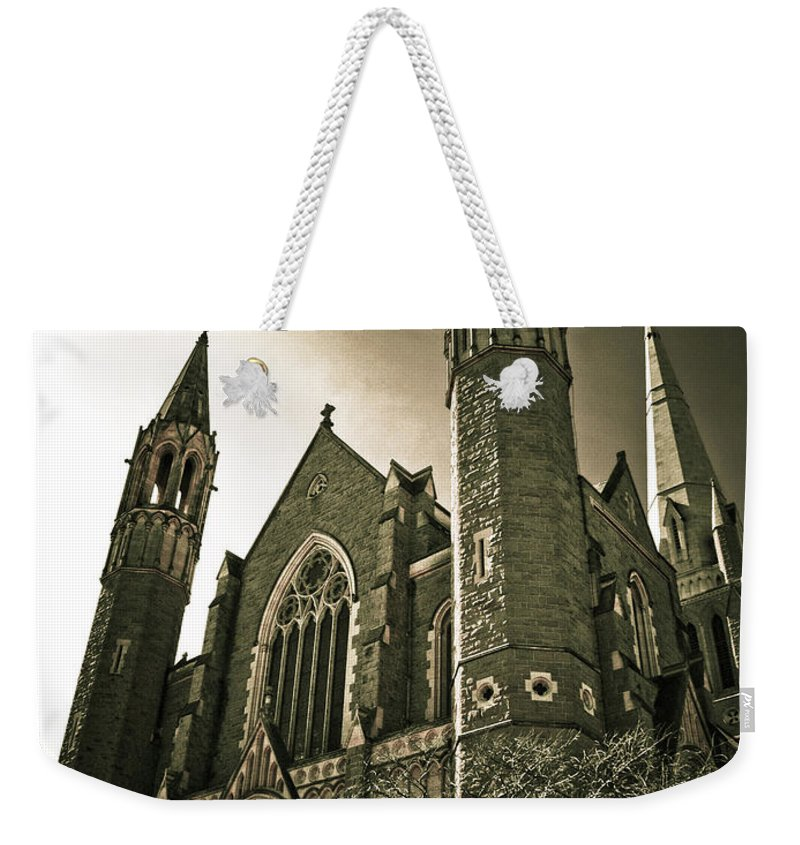 Rupunzel Weekender Tote Bag featuring the photograph Rupunzel by Kelly Jade King
