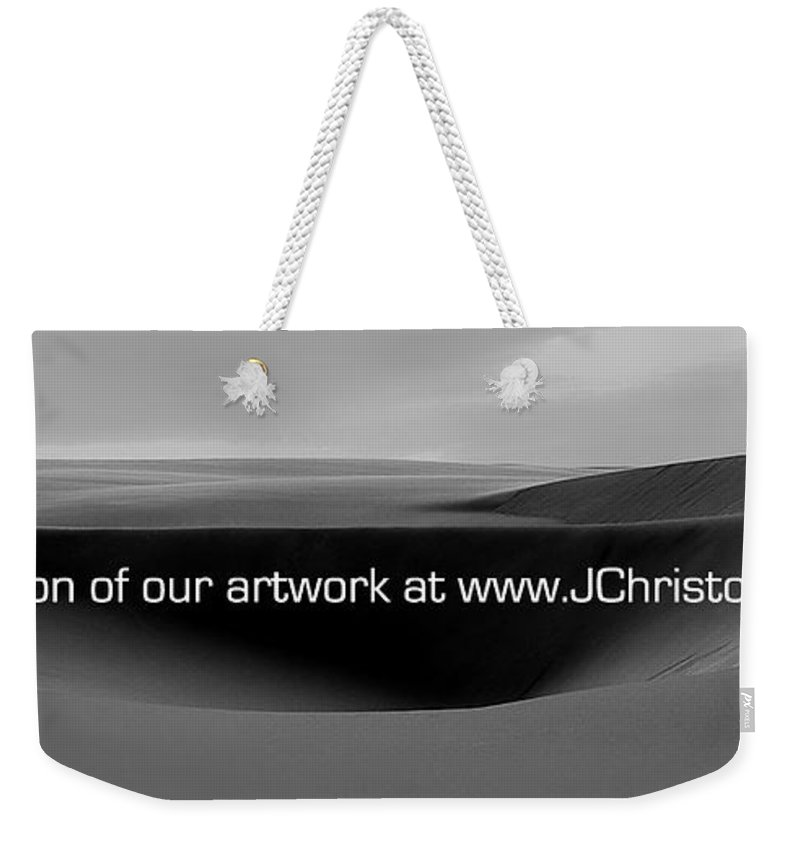 Fine Art Nature Weekender Tote Bag featuring the photograph Sample Image by John Christopher