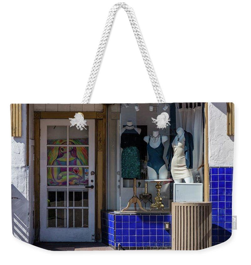 Small Business Dream Weekender Tote Bag featuring the photograph Small Business Dream by Robert VanDerWal