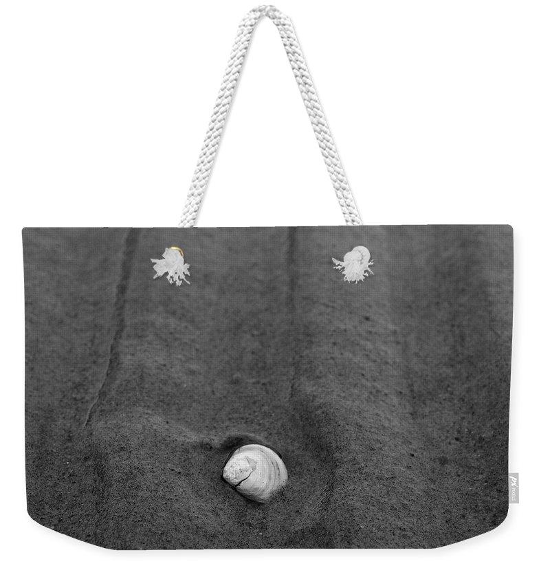Lehtokukka Weekender Tote Bag featuring the photograph Sandlines by Jouko Lehto
