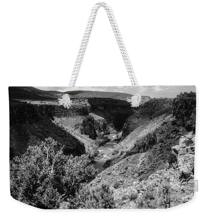 Sangre De Cristo Mountains Weekender Tote Bag featuring the photograph Sangre De Cristo Mountains 2 by Bob Phillips