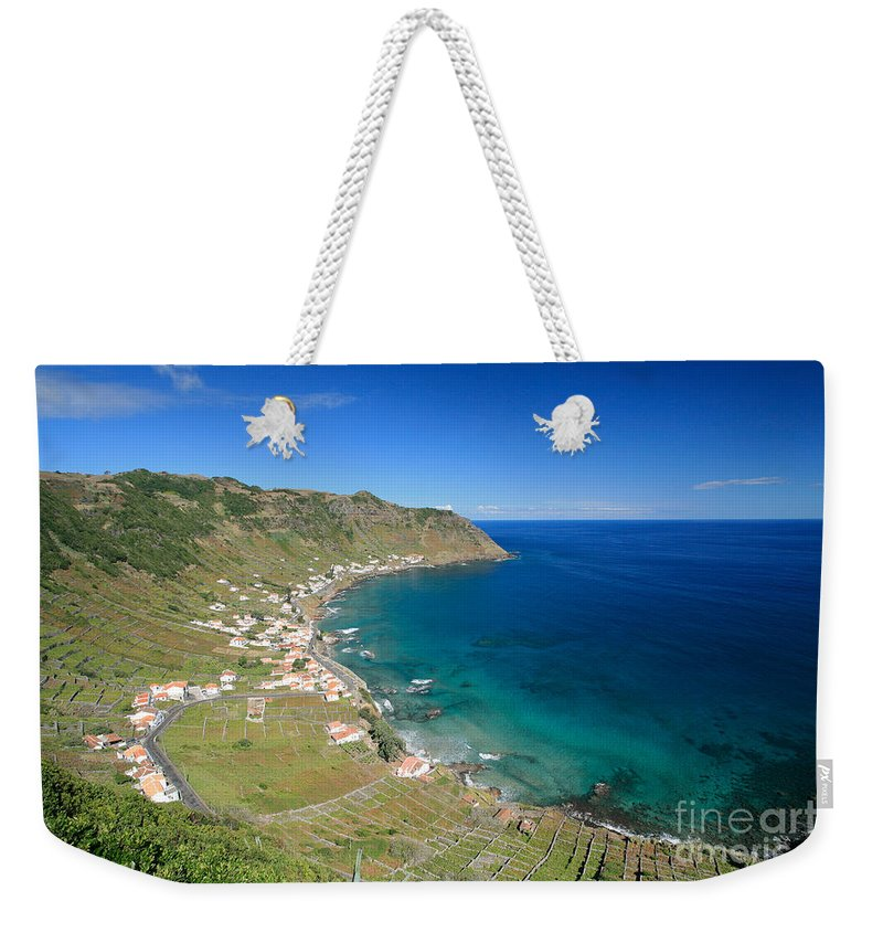 Azores Weekender Tote Bag featuring the photograph Santa Maria Azores II by Gaspar Avila