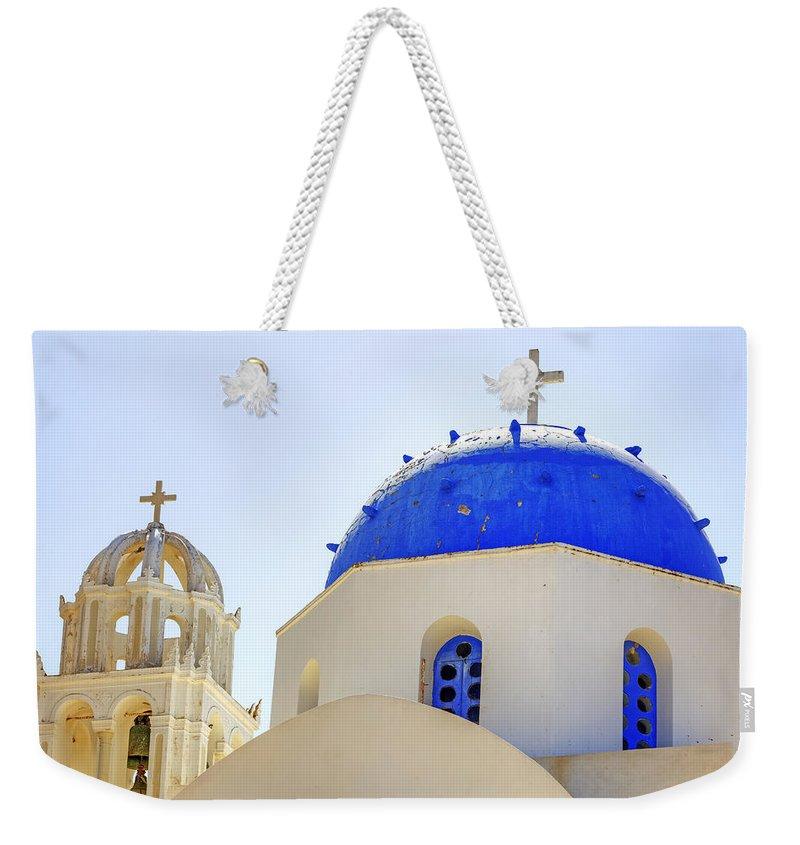 Religious Weekender Tote Bags