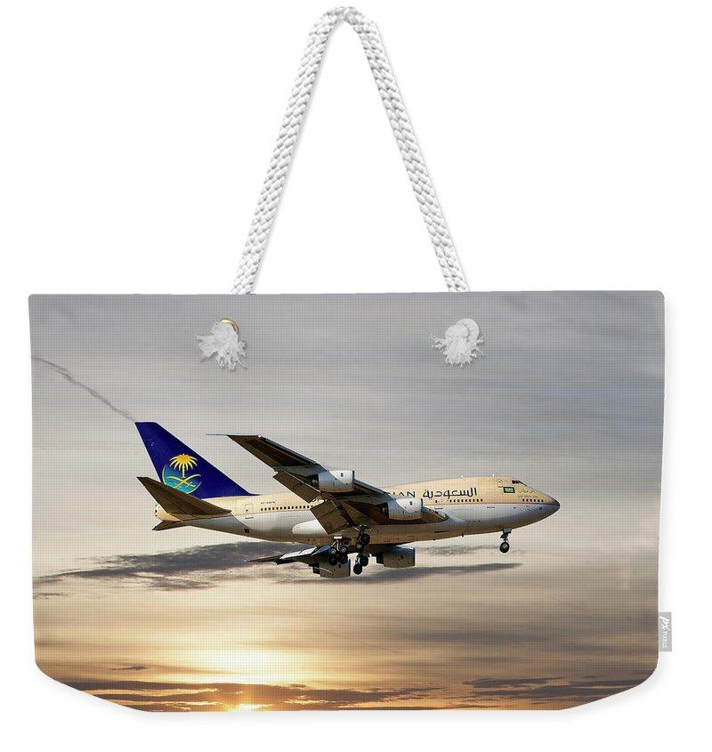 Arabian Weekender Tote Bags