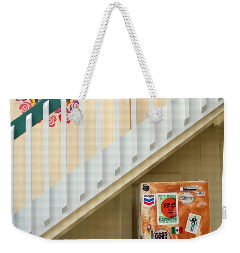 Urban Weekender Tote Bag featuring the photograph Saying Grace by Jill Reger