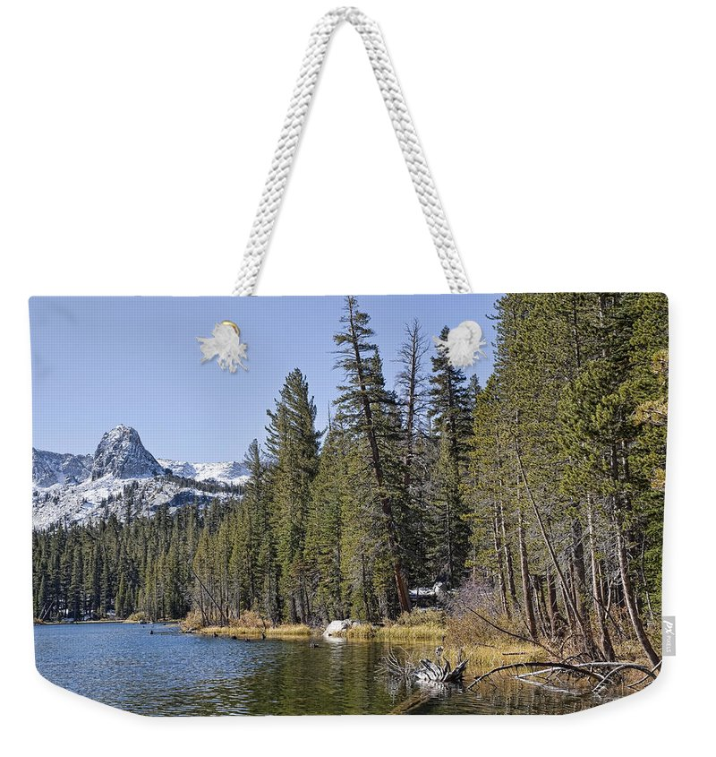 Water Weekender Tote Bag featuring the photograph Scenic Beauty by Kelley King