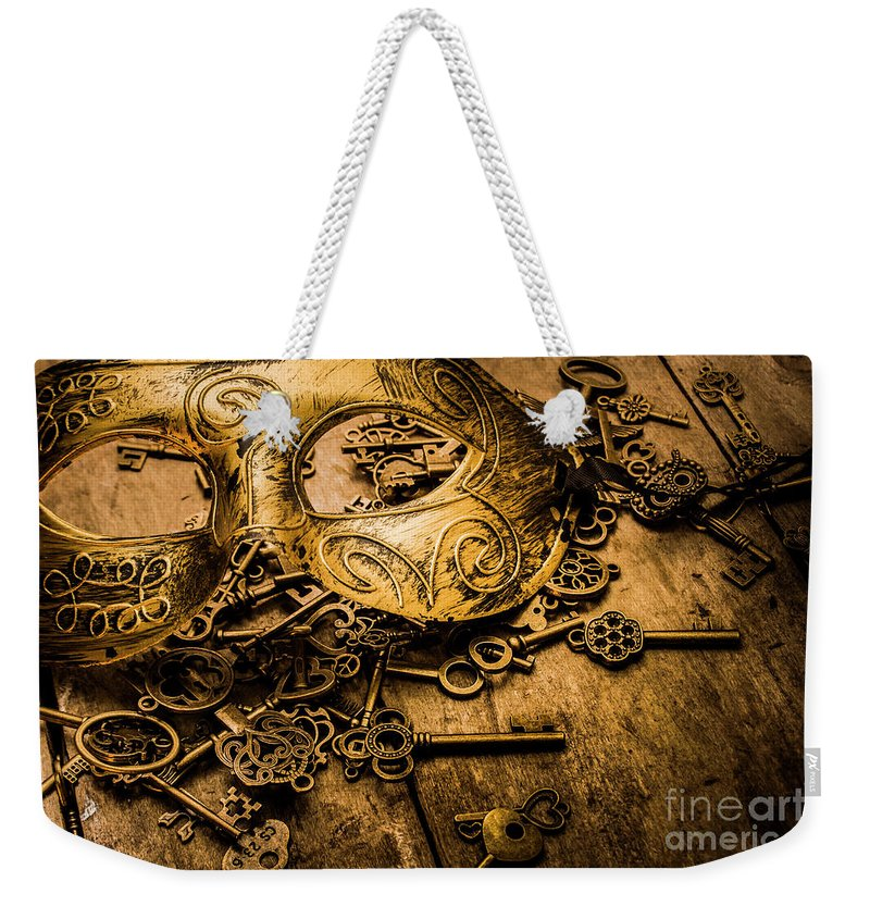 Rome Weekender Tote Bag featuring the photograph Secrets Of Rome by Jorgo Photography - Wall Art Gallery