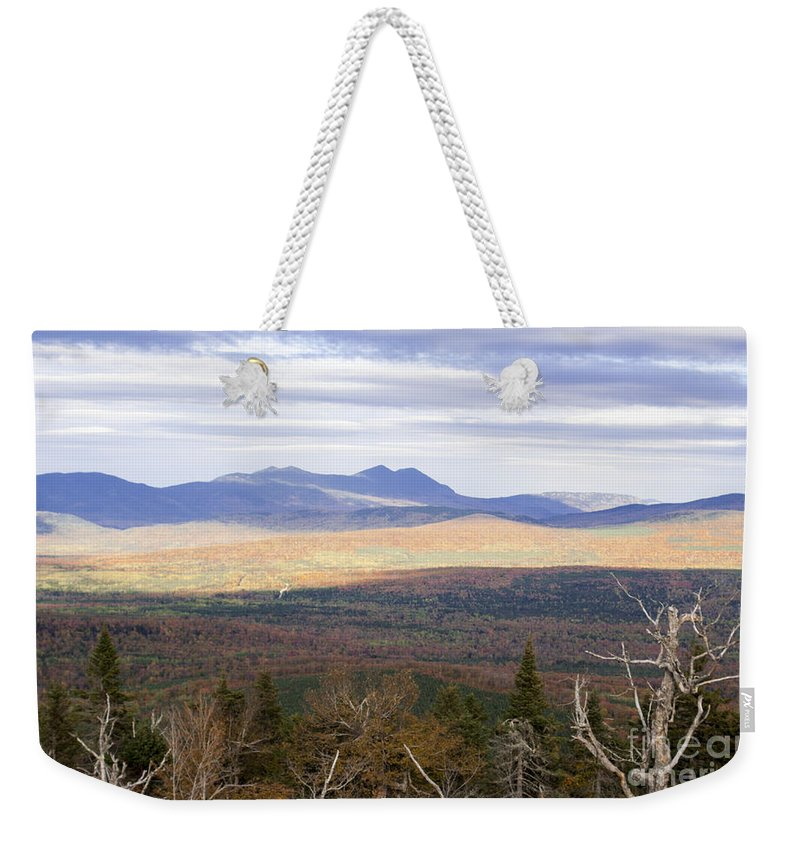 Natanson Weekender Tote Bag featuring the photograph Shadows by Steven Natanson