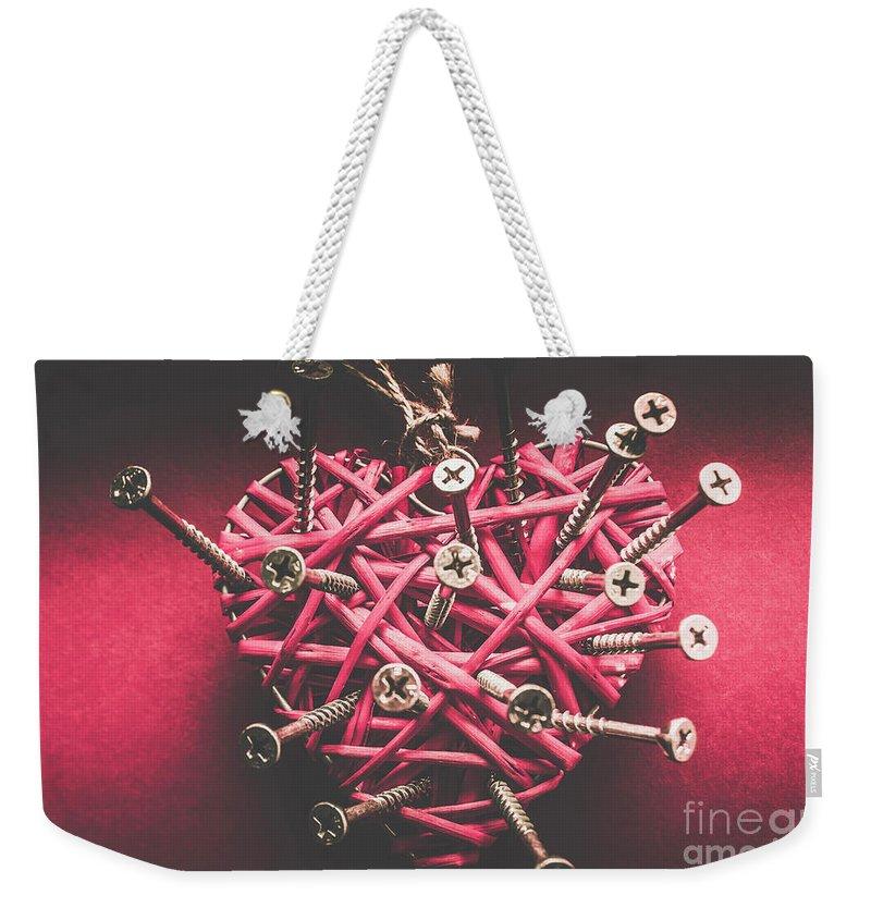 Allegory Weekender Tote Bags