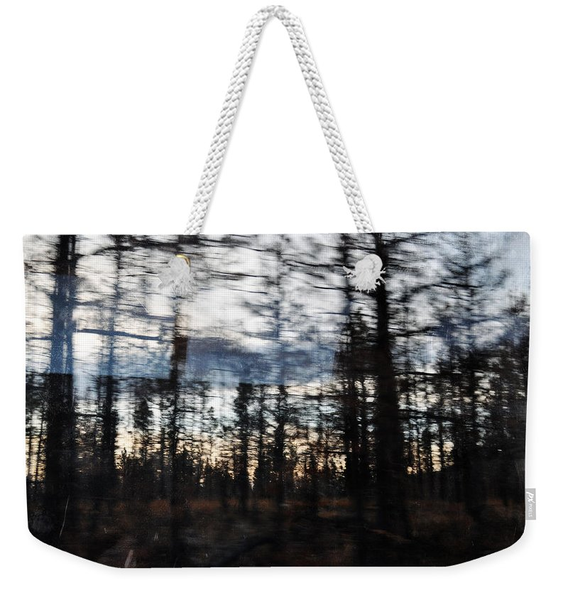 California Weekender Tote Bag featuring the photograph Shasta Trinity National Forest by Kyle Hanson