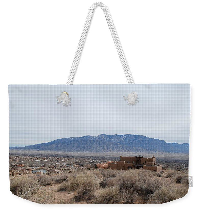 Mountians Weekender Tote Bag featuring the photograph Shoulda Coulda Woulda by Rob Hans
