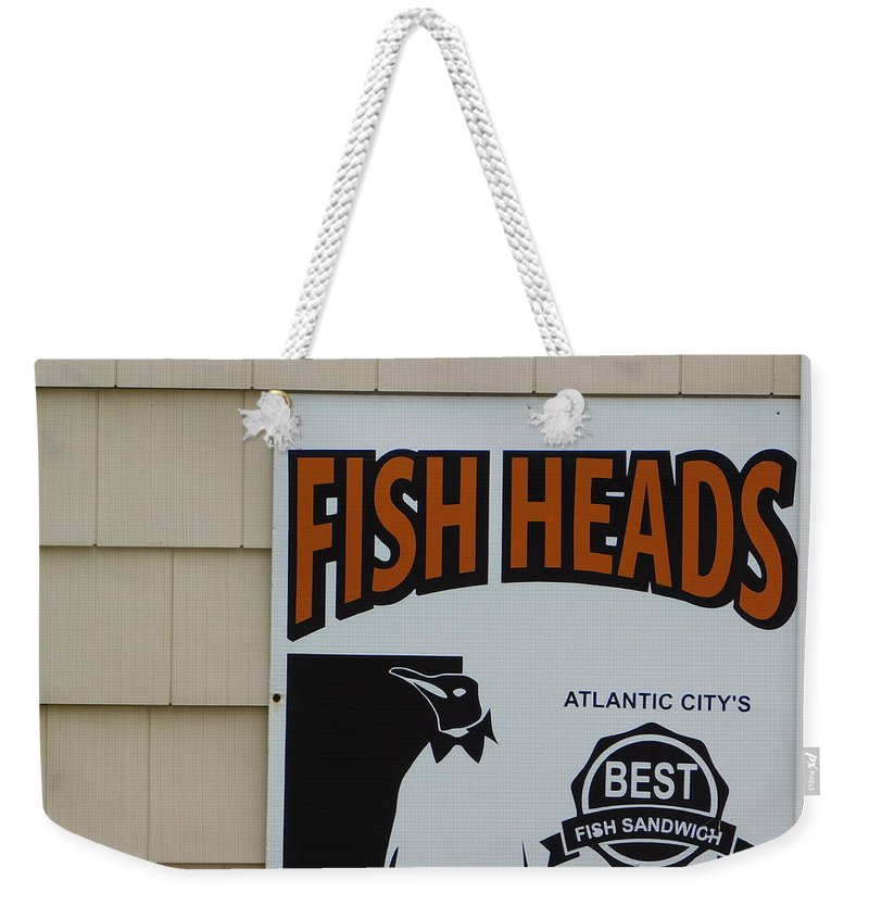 Sign Weekender Tote Bag featuring the photograph Signs And Sayings - 3 by Arlane Crump