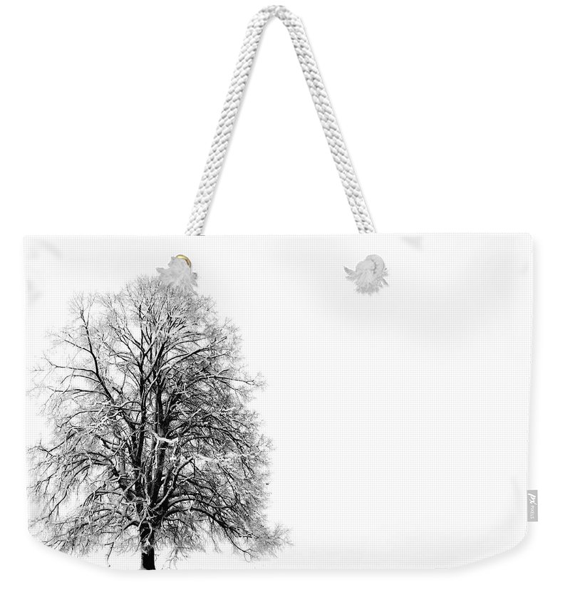 Landscape Weekender Tote Bag featuring the photograph Silenzio by Jacky Gerritsen