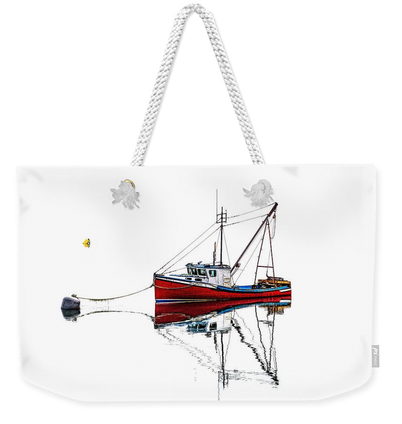 Simone & Rachel Weekender Tote Bag featuring the photograph Simone And Rachel by Marty Saccone