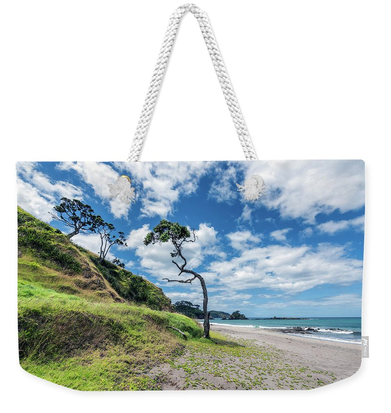 New Zealand Weekender Tote Bag featuring the photograph Simply New Zealand by Shane Linke