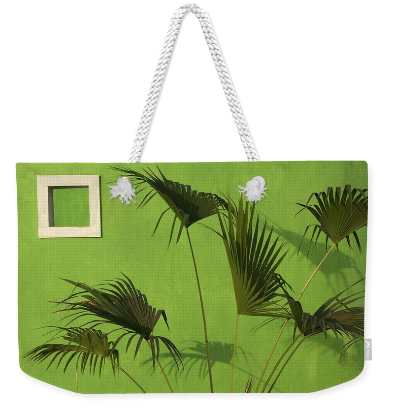 Nature Weekender Tote Bag featuring the photograph Skc 0683 Nature Outside by Sunil Kapadia