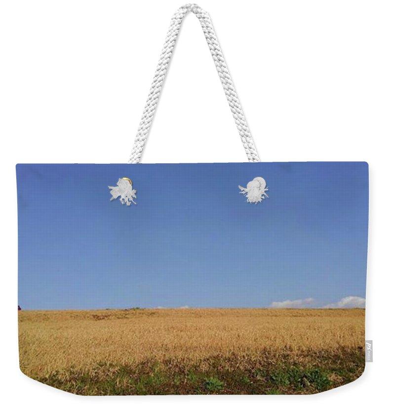 Sunnyday Weekender Tote Bag featuring the photograph Sunnyday by Kumiko Izumi