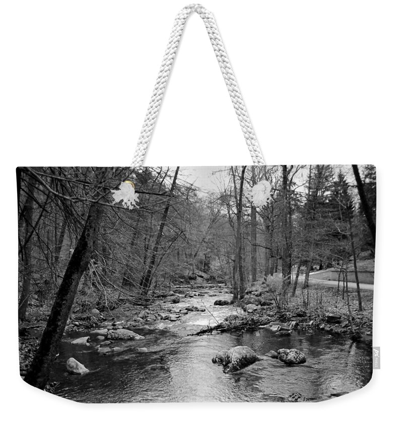 Landscape Weekender Tote Bag featuring the photograph Sleepy Hollow Cemetary by Joseph Mari