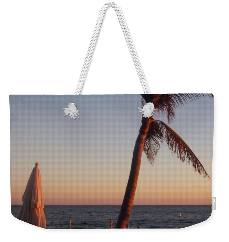 Beach Weekender Tote Bag featuring the photograph Smile With The Rising Sun by JAMART Photography