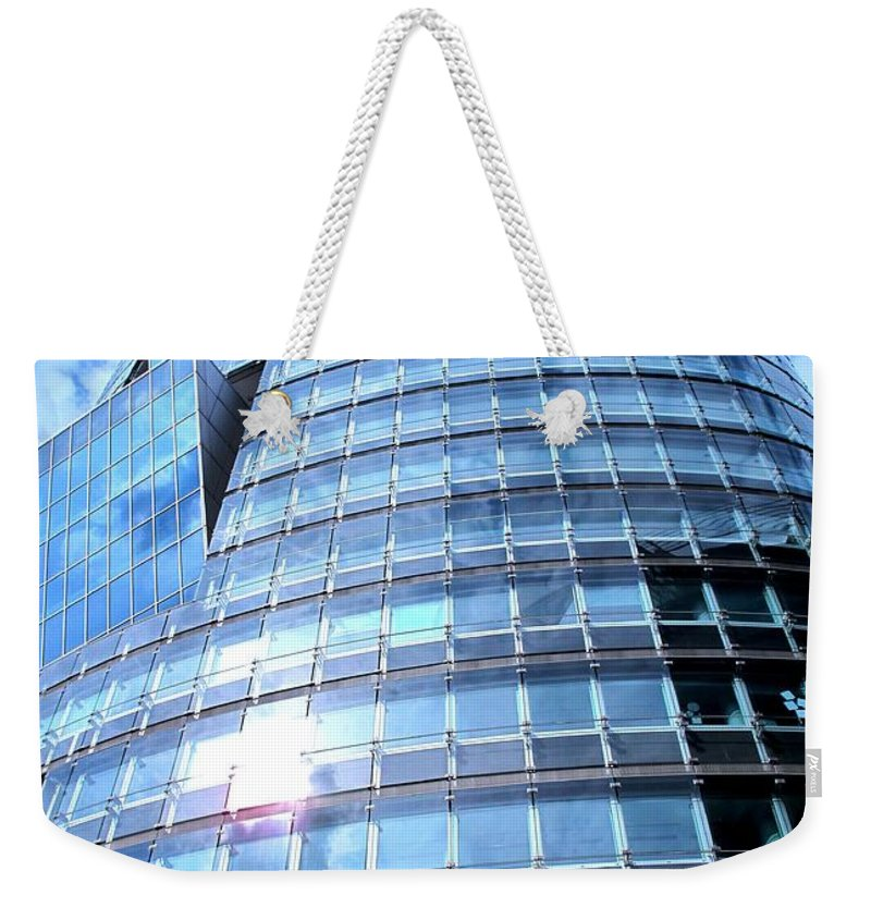 Vienna Weekender Tote Bag featuring the photograph Soaring by Ian MacDonald