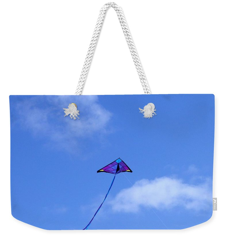 #soaring Weekender Tote Bag featuring the photograph Soaring by Will Borden