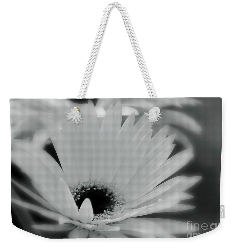 Flower Weekender Tote Bag featuring the photograph Soft Spring by Sheila Ping
