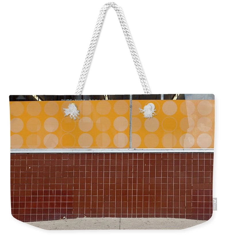 Weekender Tote Bag featuring the photograph Having Gone Forth by Ross Odom
